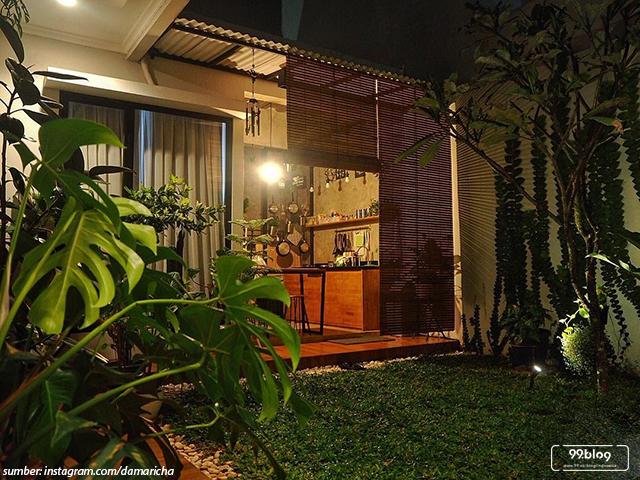 gambar rumah mungil asri