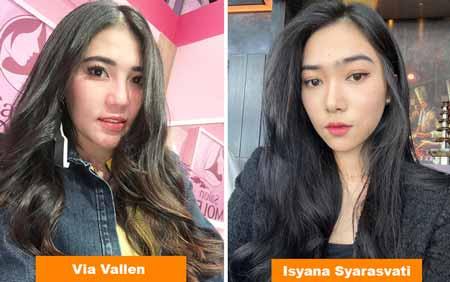 Bukan Saudara 10 Artis Artis Indonesia Ini Kerap Dibilang Kembar Lho