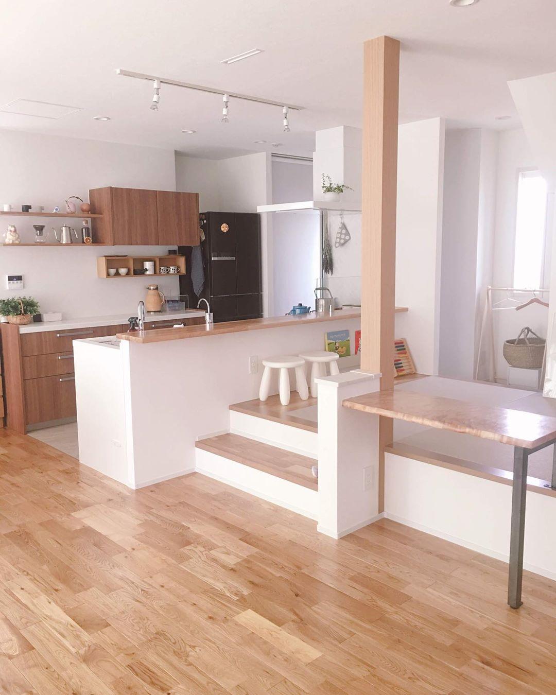 desain dapur dengan sentuhan Skandinavian