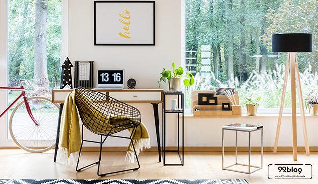 5 Desain Ruang Kantor Minimalis | Jangan Sepelekan Soal Tata Ruang!
