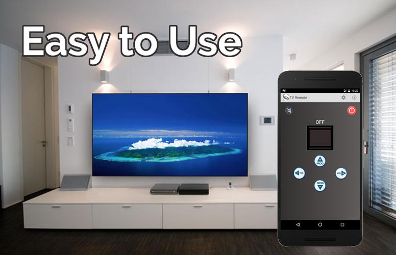 aplikasi remot tv easy