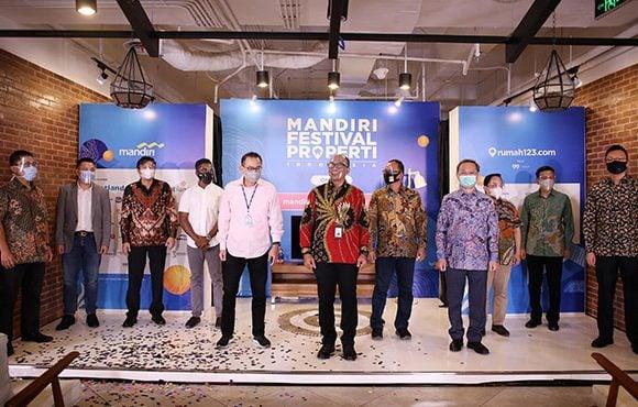 mandiri festival properti indonesia online 2020