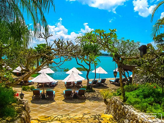 resort terbaik di indonesia