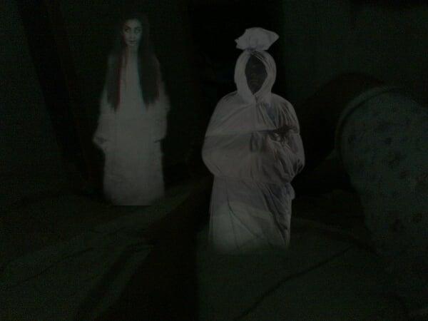 nama nama hantu