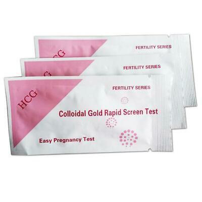 HCG Colloidal Gold Rapid Screen Test