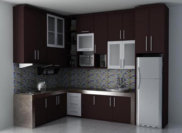 Daftar Lengkap Harga Kitchen Set Minimalis Terbaru Tahun 2020