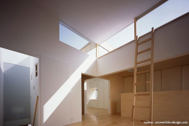 rumah minimalis jepang