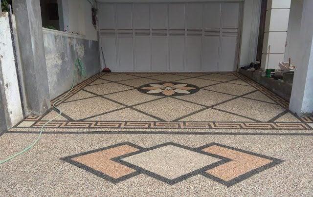 keramik carport