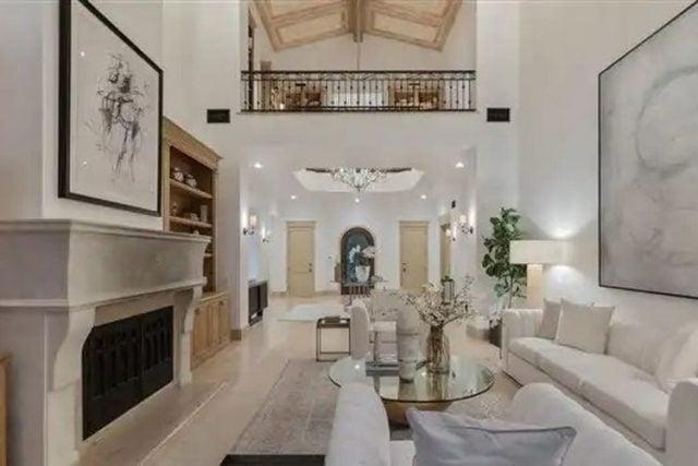 Interior Rumah Britney Spears