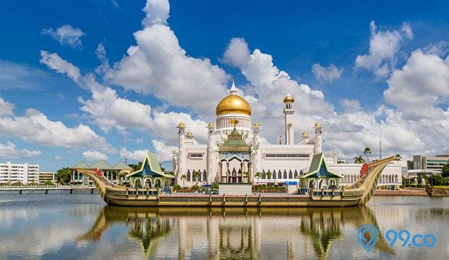 istana sultan brunei