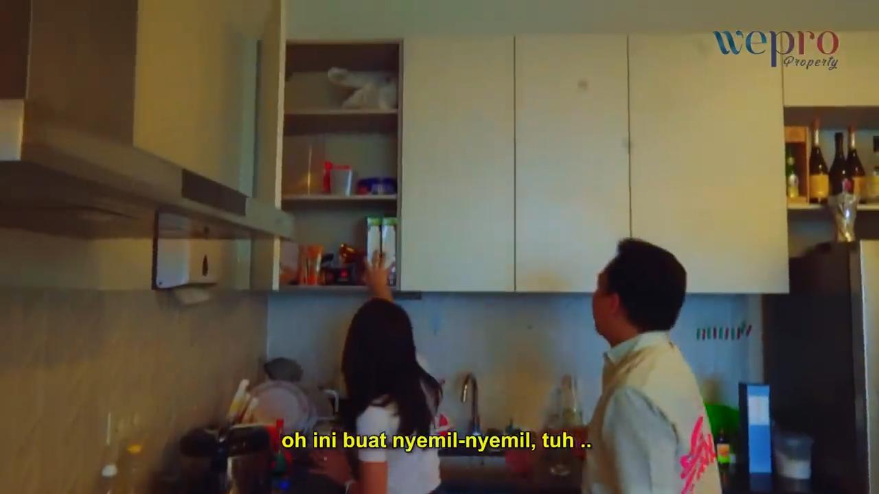 kabinet dapur artis