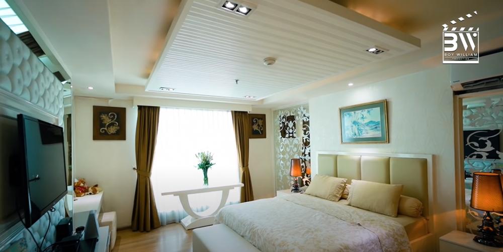 Kamar Tidur Bernuansa Modern Klasik