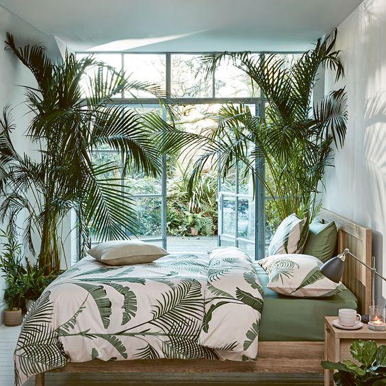 Kamar Tidur Tropis