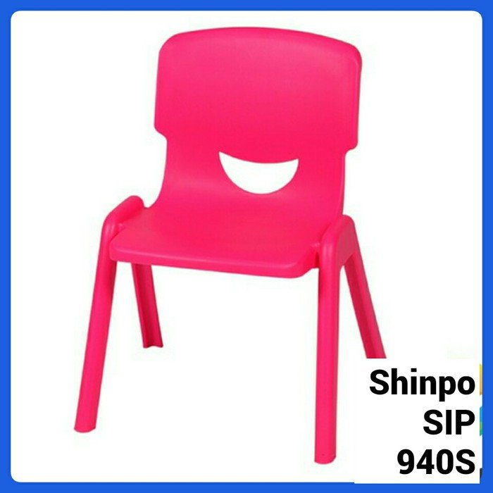Kursi Plastik Anak Shinpo Cheer 940S