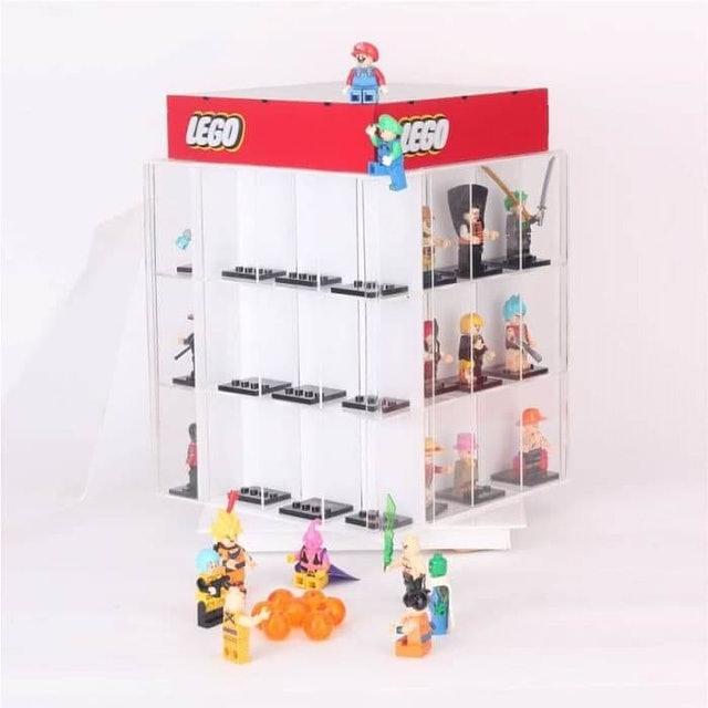 LEGO Rak Display Putar