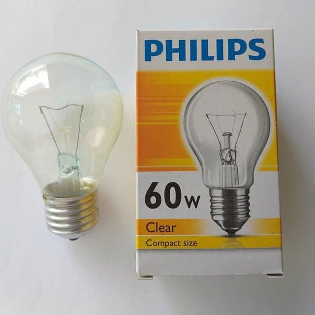 lampu pijar philips