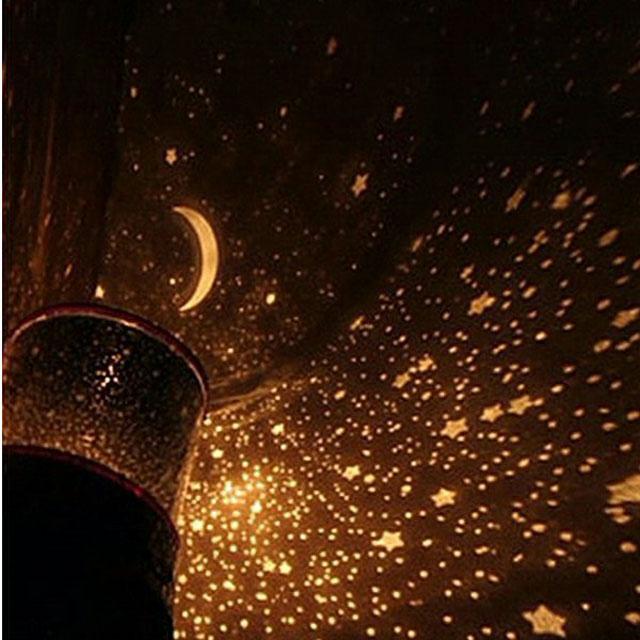 lampu tidur proyektor