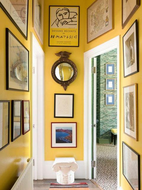 lorong warna mustard