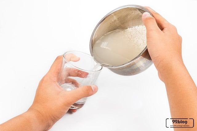 Manfaat Air Cucian Beras