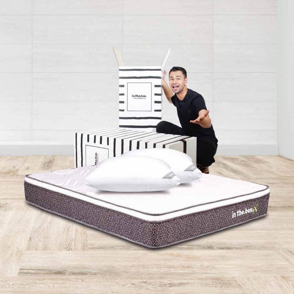 Kasur Matras InTheBox Hybrid