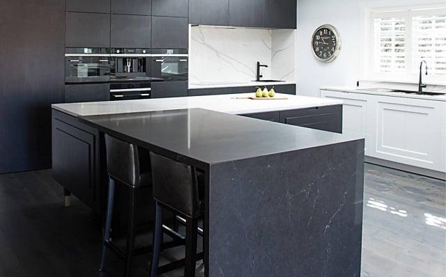 13 Warna Corak Meja Dapur Granit Jadi Terlihat Mewah