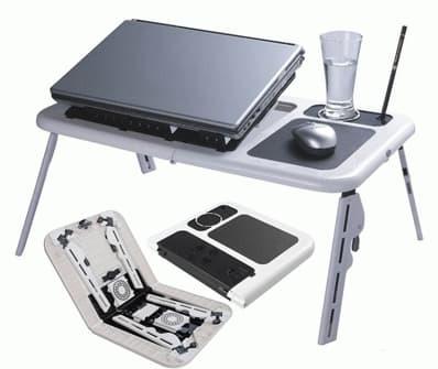 Meja Laptop Lesehan E-Portable