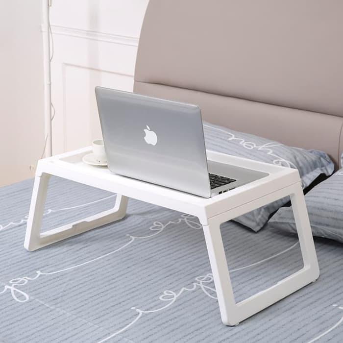 plastic table laptop