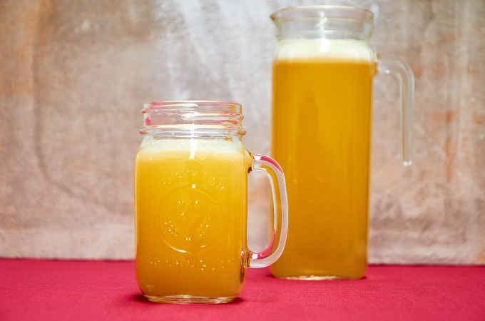 manfaat air rebusan nanas