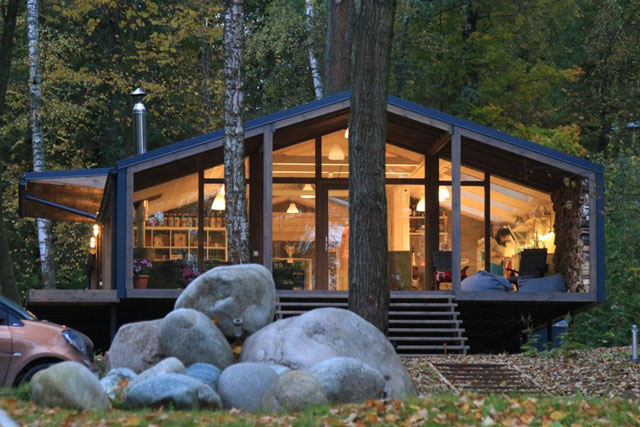 Modular House Dubldom