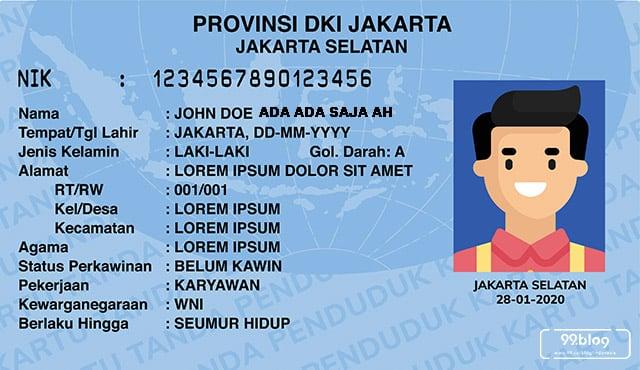 7 Nama Unik Penduduk Indonesia. Jangan Ketawa Lho, Ya!