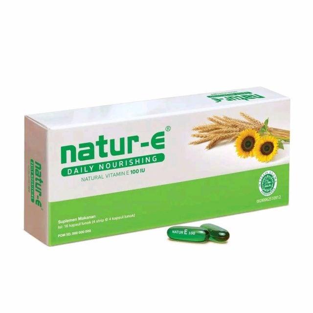Natur E Daily Nourishing 100 IU