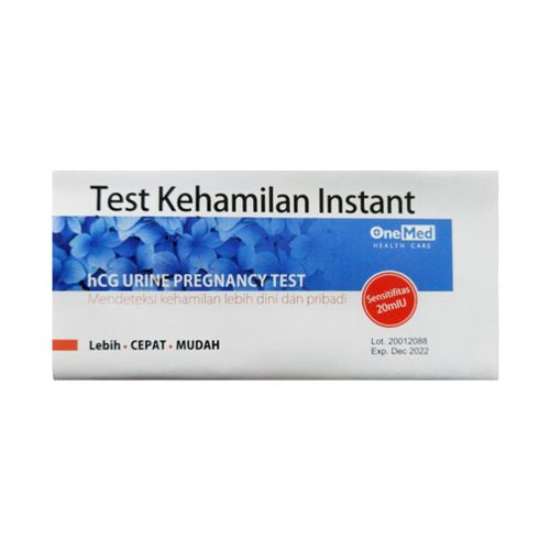 OneMed hCG Urine Pregnancy Test