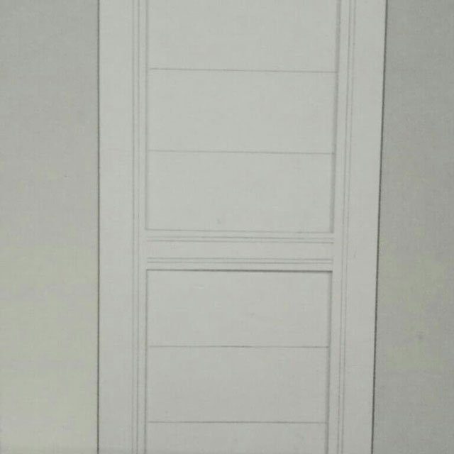 pintu upvc sd3