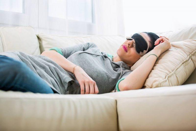 aturan tidur siang