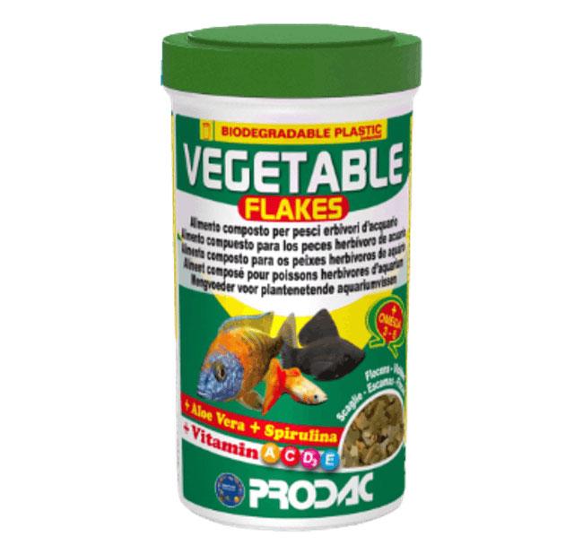Prodac Vegetable Flakes