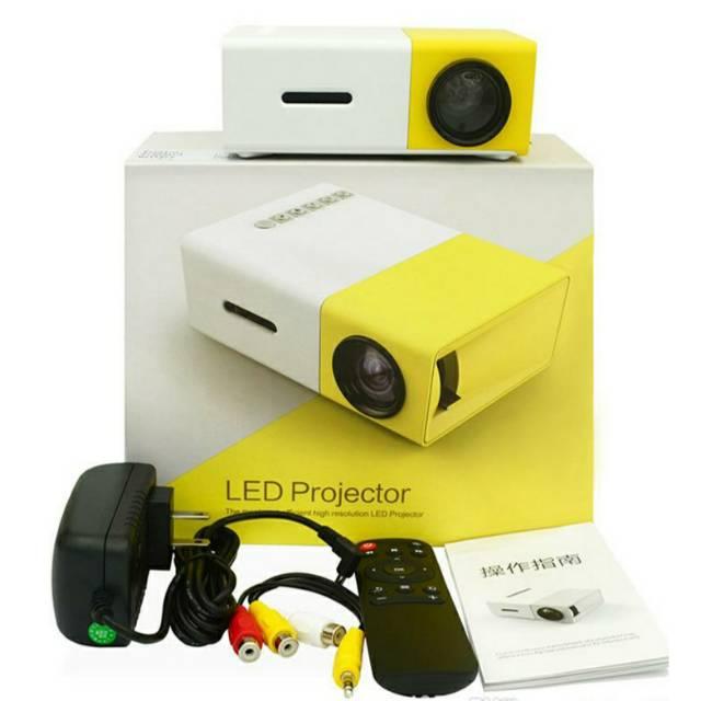 Proyektor Mini LED YG300