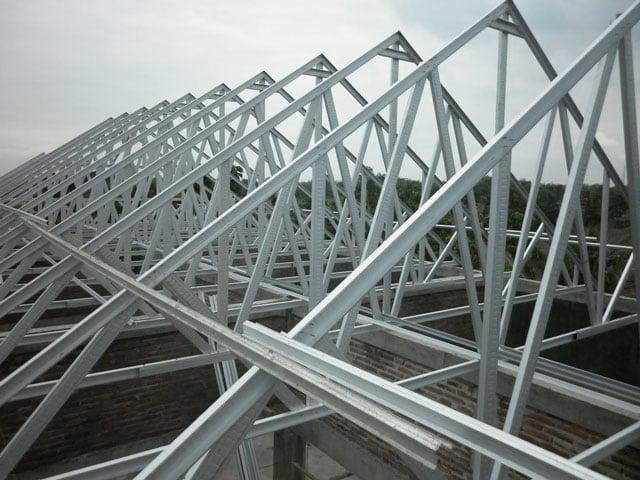 rangka beton