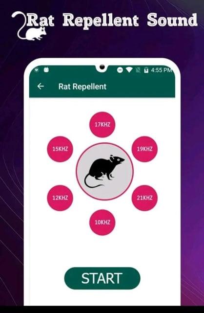 Rat Repellent Sound Simulator