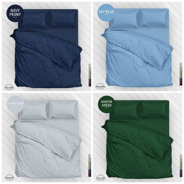 Bed Cover Kendra Jacquard Double