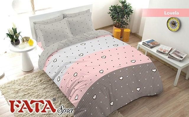 Bed Cover Fata Minimalis