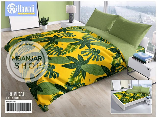 Bed Cover California By California Tropical