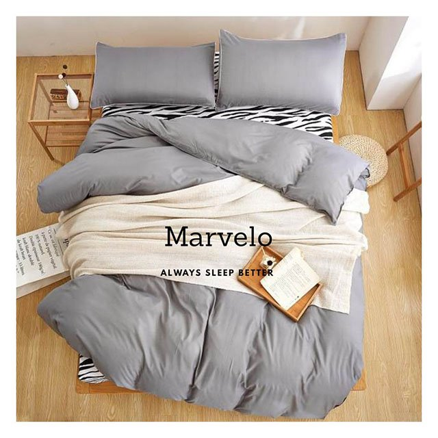 Marvelo Bed Cover Premium