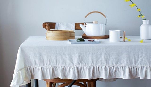 taplak meja makan minimalis