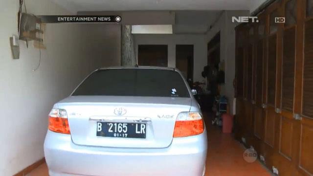 garasi rumah fatin shidqia lubis