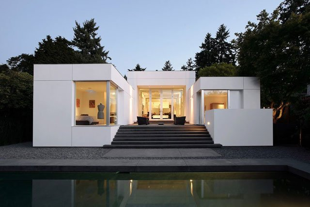 9 Inspirasi Desain Rumah Minimalis Mewah Paling Elegan