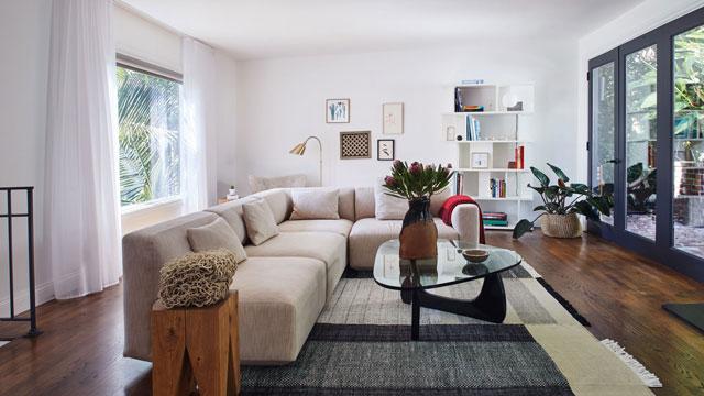 Desain Rumah Minimalis Artis Hollywood