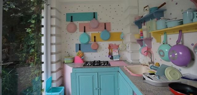 dapur Tasya Farasya