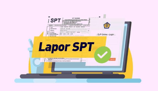 SPT Tahunan Online