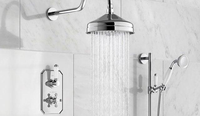 jenis shower