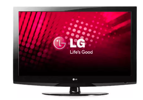 tv lcd murah lg hitam